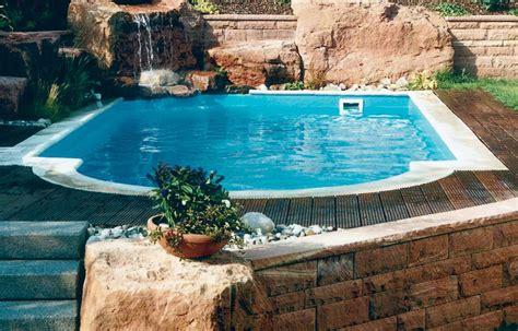 Komplett Pool Mit überdachung by Power S Becken Als Komplett Set Mit Preisvorteil Folie In