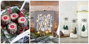 make at home decorations 30 diy decorations that are merry and bright