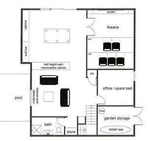 man cave floor plans man cave house plans house plans