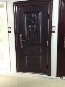 Apartment Door Price 2016 Lastest Modern Steel Doors Metal Frame Security Steel