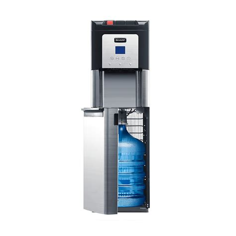 Water Dispenser Sharp Bottom Loading jual sharp swd 78ehl sl water dispenser silver bottom