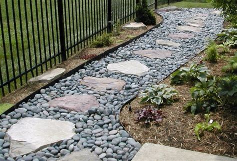 Decorative Stepping Stones Home Depot Building Garden Paths For Beginners