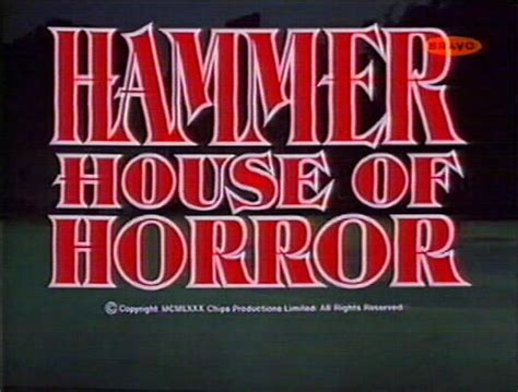 hammer house of horror hammer house of horror the tv series