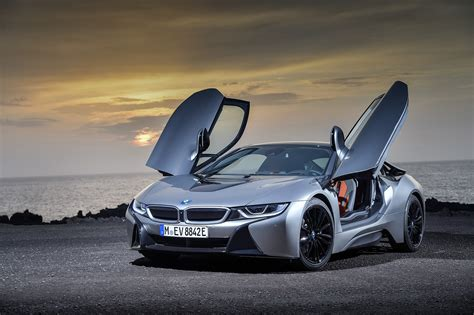 New Bmw Car by New 2018 Bmw I8 Coupe And Roadster News Specs Photos Uk