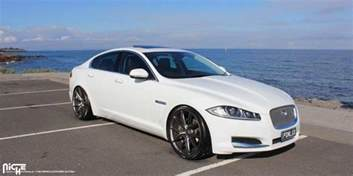 Jaguar Niche Get Some Style With This Jaguar Xf On Niche Wheels