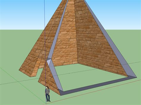 How To Make A 3d Pyramid Out Of Paper - pdf diy how to build a 3d pyramid out of wood