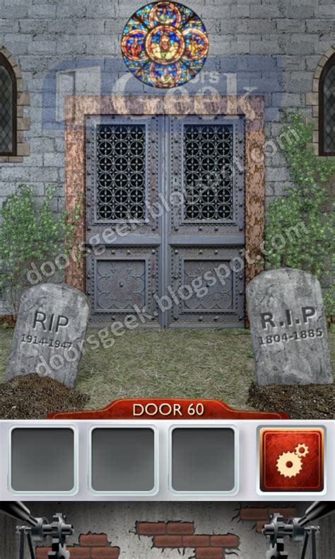 how to solve level 15 on 100 doors and rooms horror escape 100 doors 2 level 60 doors geek