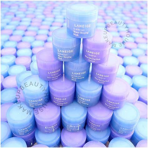 Laneige Water Sleeping Mask Lavender Mini Version 15ml water sleeping mask 15ml makeup house