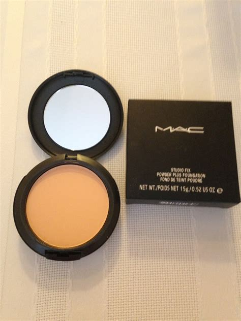 Mac Nc 25 mac studio fix powder plus foundation nc 25 15g 0 52 oz