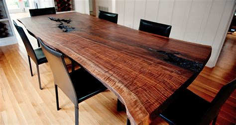 wood slab kitchen table luxury kitchen trends archives luxe estates lifestyles