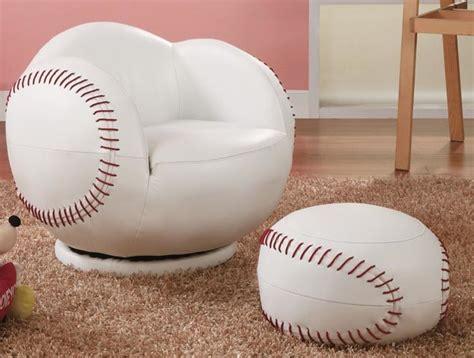 football chair and ottoman football swivel chair and ottoman set