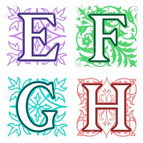 Alphabet Letters Designs Colorful Alphabet Letters For ... H Alphabet Designs