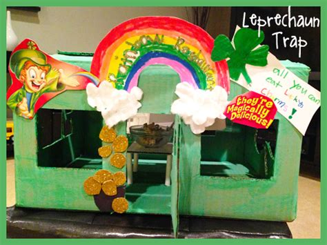 10 easy leprechaun traps to make with your kids rainbows