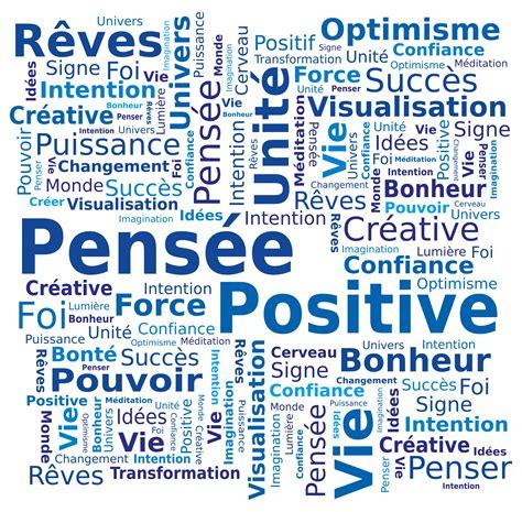 comment pour devenir positif et le rester germain