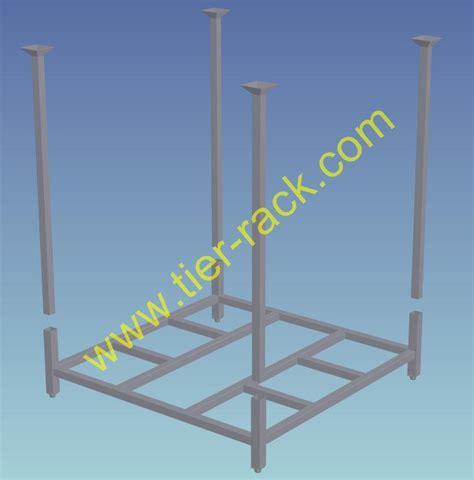 Rack Capacity by 2000 Lb Capacity Ln3 Racks