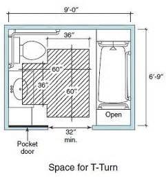 bathroom design dimensions adjusting your home for accessible living