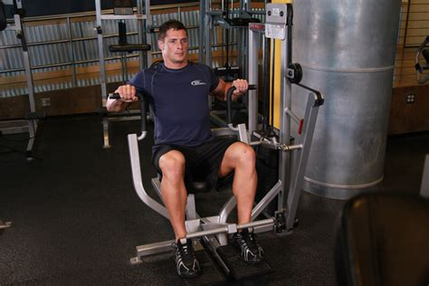 machine flat bench press exercises your personal trainer