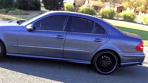 Mercedes 2004 For Sale by 2004 Mercedes E500 For Sale