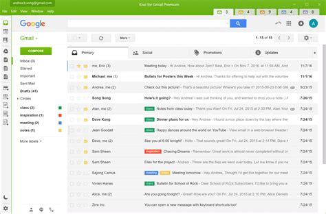 best desktop email client for gmail zive introduces its desktop g suite client called quot kiwi