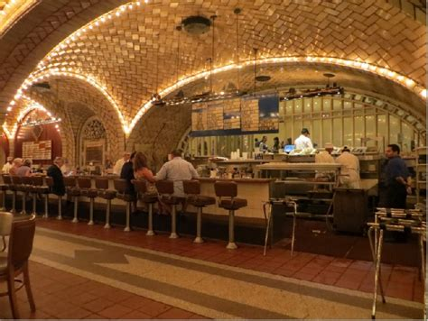 top oyster bars nyc 127 grand central oyster bar 1000 things to do new york