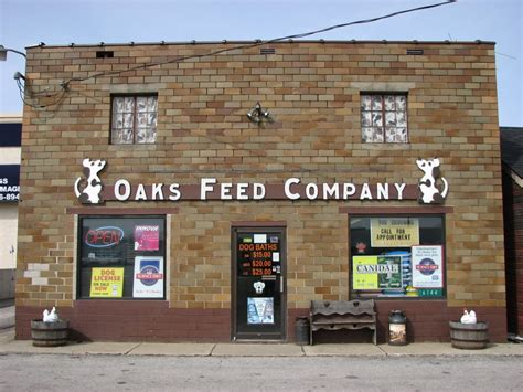 oaks feed company in toledo oaks feed company 6144 w