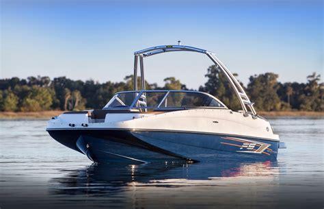 deck boat wake tower home inlet bay marina