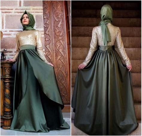 2016 Caftan Long Dubai Muslim Evening Dress Kaftan Abayas
