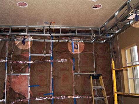 diy wiring a house how to build a home theater hgtv