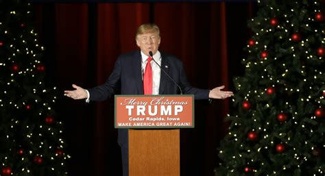 donald trump christmas donald trump christmas plans trump family to ring in