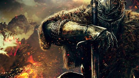 dark souls sword knight medieval hd wallpaper games