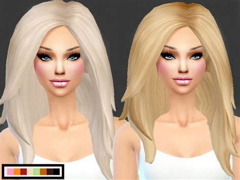 Barbies Stuffs Hairstyles Sims 4 Hairs | quot barbies stuff
