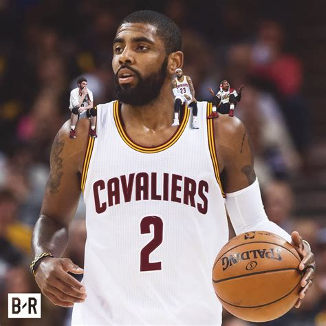 kyrie irving arm tattoo bleacher report on quot kyrie irving put the