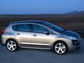 Peugeot 3008 Photos 2010 Peugeot 3008 Car Wallpaper 03 Of 28 Diesel