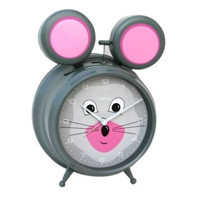How Cute Is This Alarm Clock For A Baby Or Kids Room Alarm Clocks For Rooms