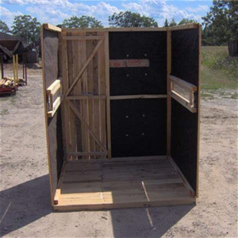 deer box blinds for sale deer ground box blinds for sale productive cedar products