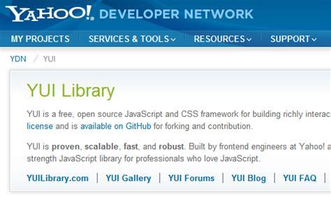 javascript yui tutorial yui tutorial