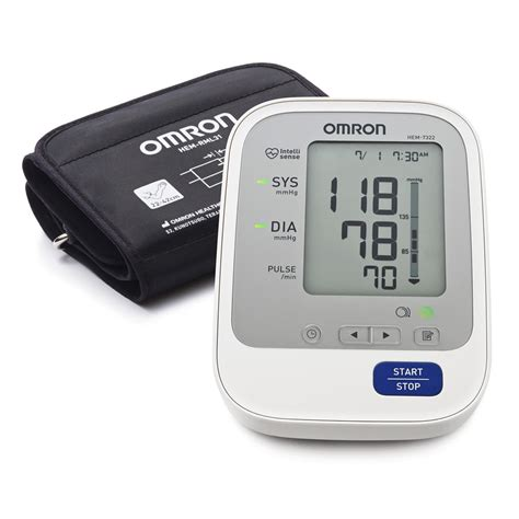 Blood Pressure Monitor Omron buy blood pressure monitor premium 1 ea by omron priceline