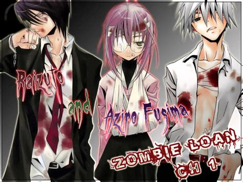 anime zombie romance ch 1 zombie loan cold read youtube