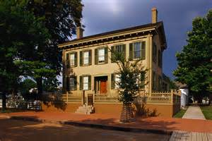 lincoln home lincoln home national historic site in springfield