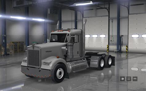 kenworth w900 parts kenworth w900 american truck simulator mods