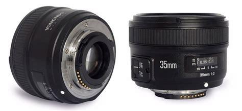 Yongnuo 35mm Nikon Yongnuo Offers A Fast 35mm F 2 To Fill A Gap Nikon Left Wide Open It S Only 90 Slr Lounge