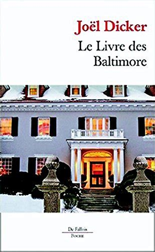 le livre des baltimore 2877069737 frenchbooksonline trusted by 661 amazon customers in usa marketplace pulse