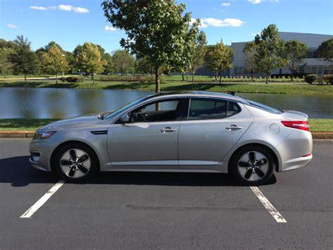 review 2012 kia optima hybrid premium