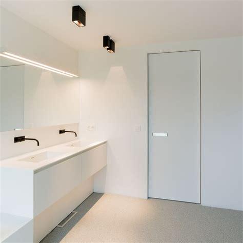 corian zwart 25 beste idee 235 n over zwarte badkamers op pinterest