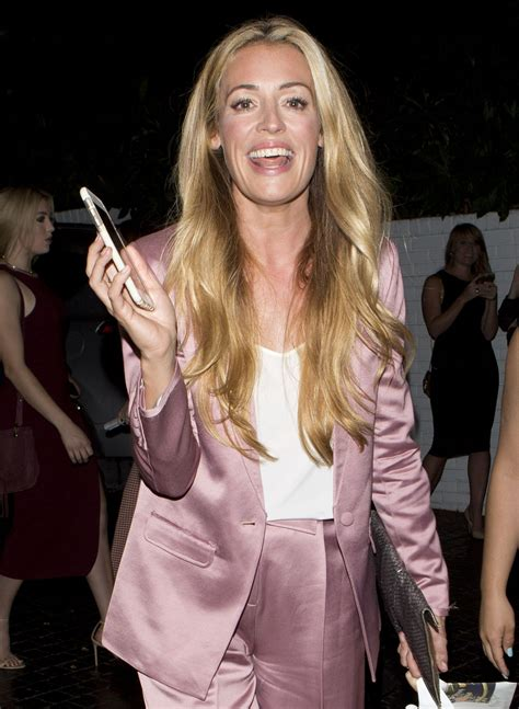 Cat Deeley At The Opening Of The Place Store Wearing Chanel by Cat Deeley Elizabeth And Store Opening In La