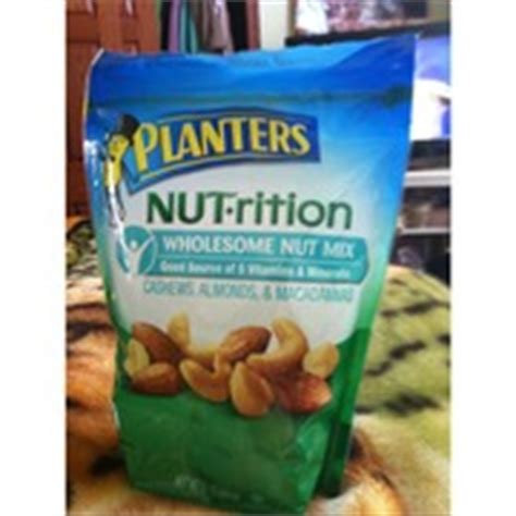Are Planters Cashews Gluten Free by Planters Nutrition Healthy Mix Gluten Free