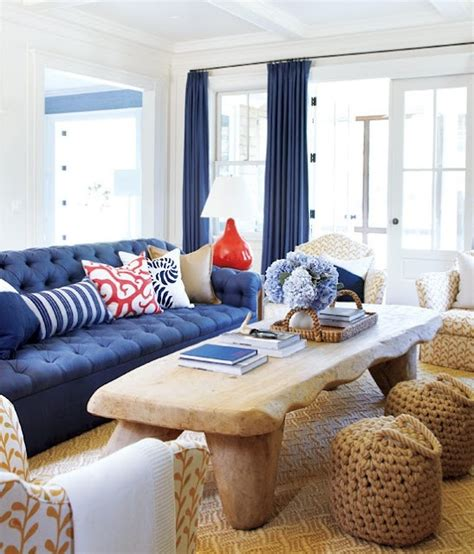 Nautical Themed Dining Room - design in colours colorful ideas for interior design and home decorating