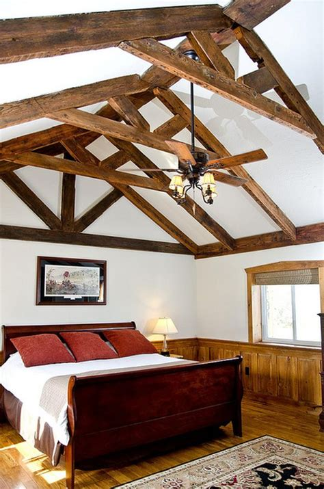 wood beams on ceiling how to incorporate ceiling beams into your style