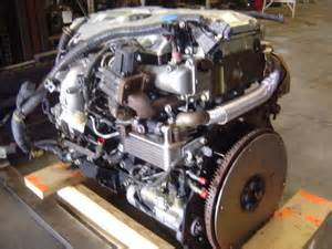 Mitsubishi Fuso Engine Mitsubishi Fuso Engine Diesel 4m50 3at8 Fe 2005 07 Used