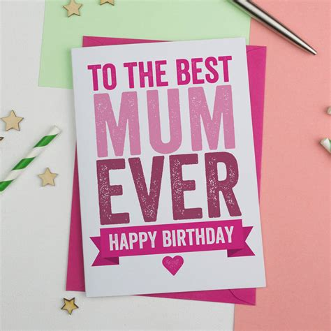 happy birthday mom mp3 download best ever mum birthday card by a is for alphabet